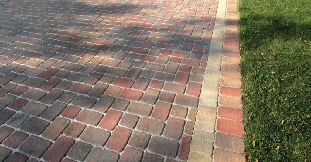 Unilock Camelot pavers used for driveway