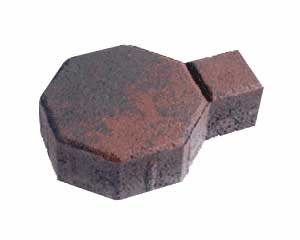 One Cobble I 2-3/8 Thick Paver