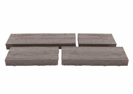 Timber Stone 4-PC. Design Kit Pattern